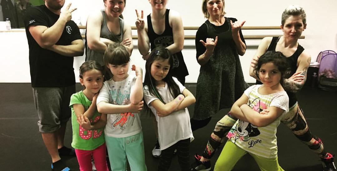 Dance-a-thon/Karate Marathon