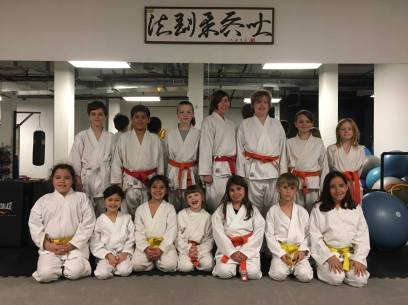 Kazoku Martial Arts Athletic Development Team