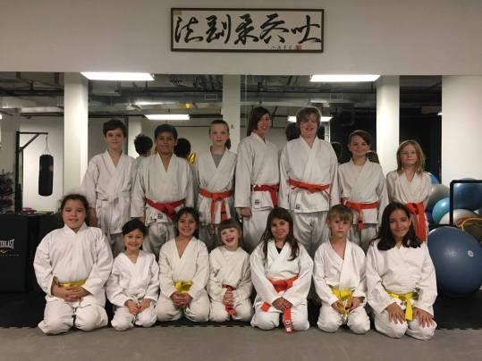 Kazoku Martial Arts Athletic Development Team