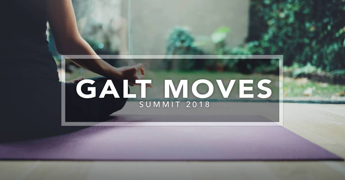 galt moves summit