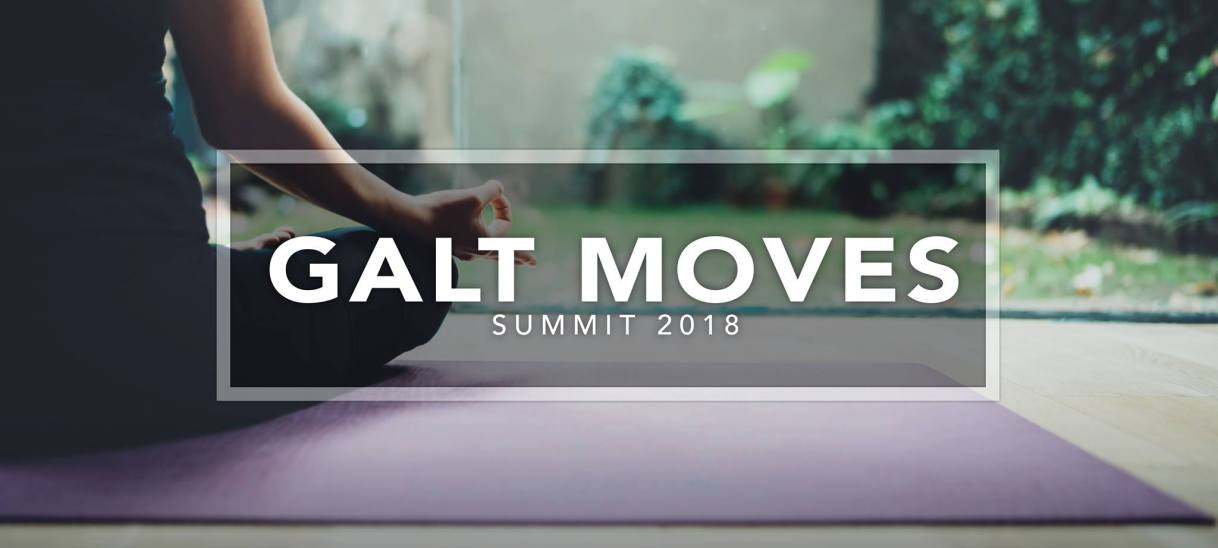 Galt Moves Summit 2018 –#galtmoves