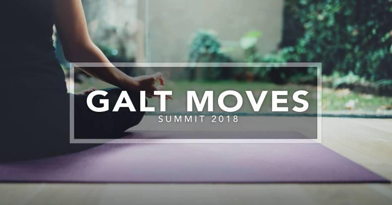 galt moves summit