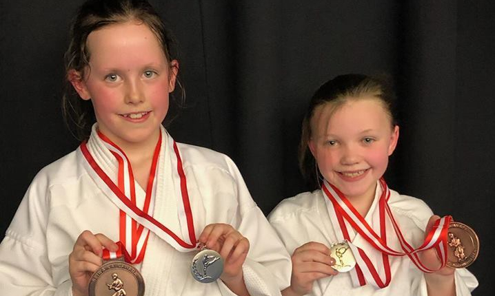 Local Dojo Finds Success at Regional Karate Tournament