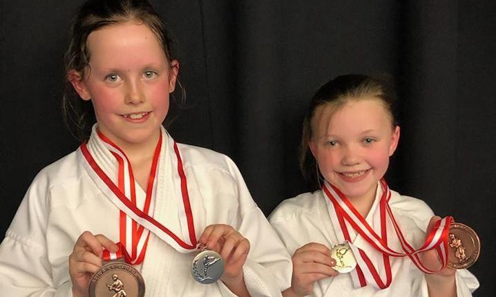 Local Dojo Finds Success at Regional KarateTournament