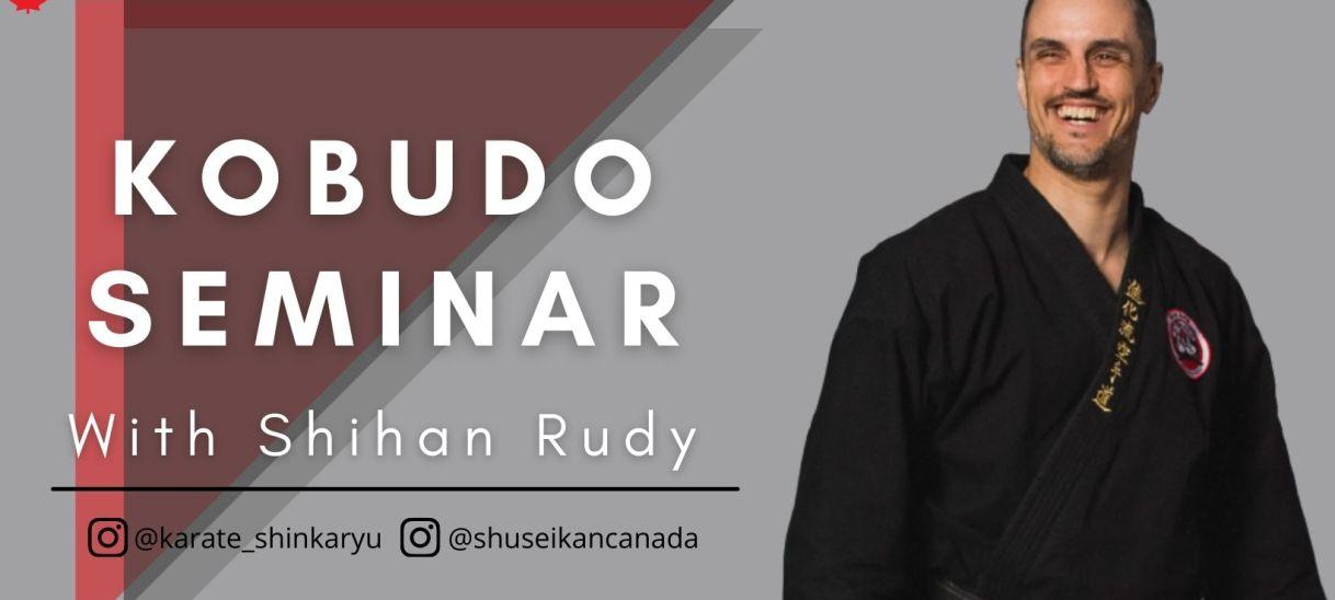 Online Kobudo Seminar