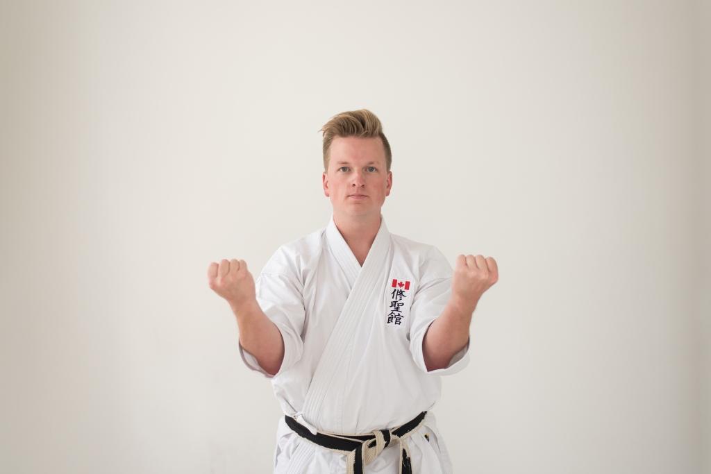 Owner of Kazoku Martial Arts